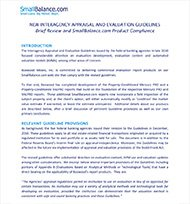 NEW INTERAGENCY APPRAISAL AND EVALUATION GUIDELINES