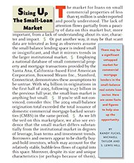 Sizing Up the Small-Loan Market