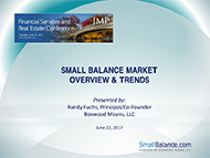 Small Balance Market Overview and Trends